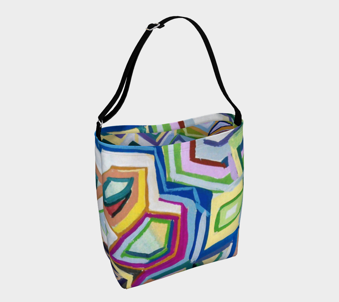 Kaleidoscope Day Tote