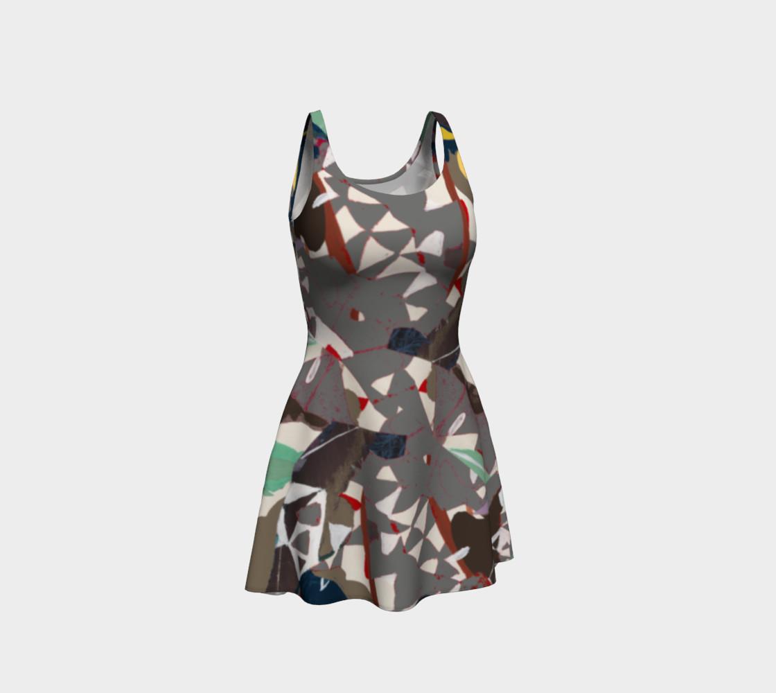 Energy Flare Dress