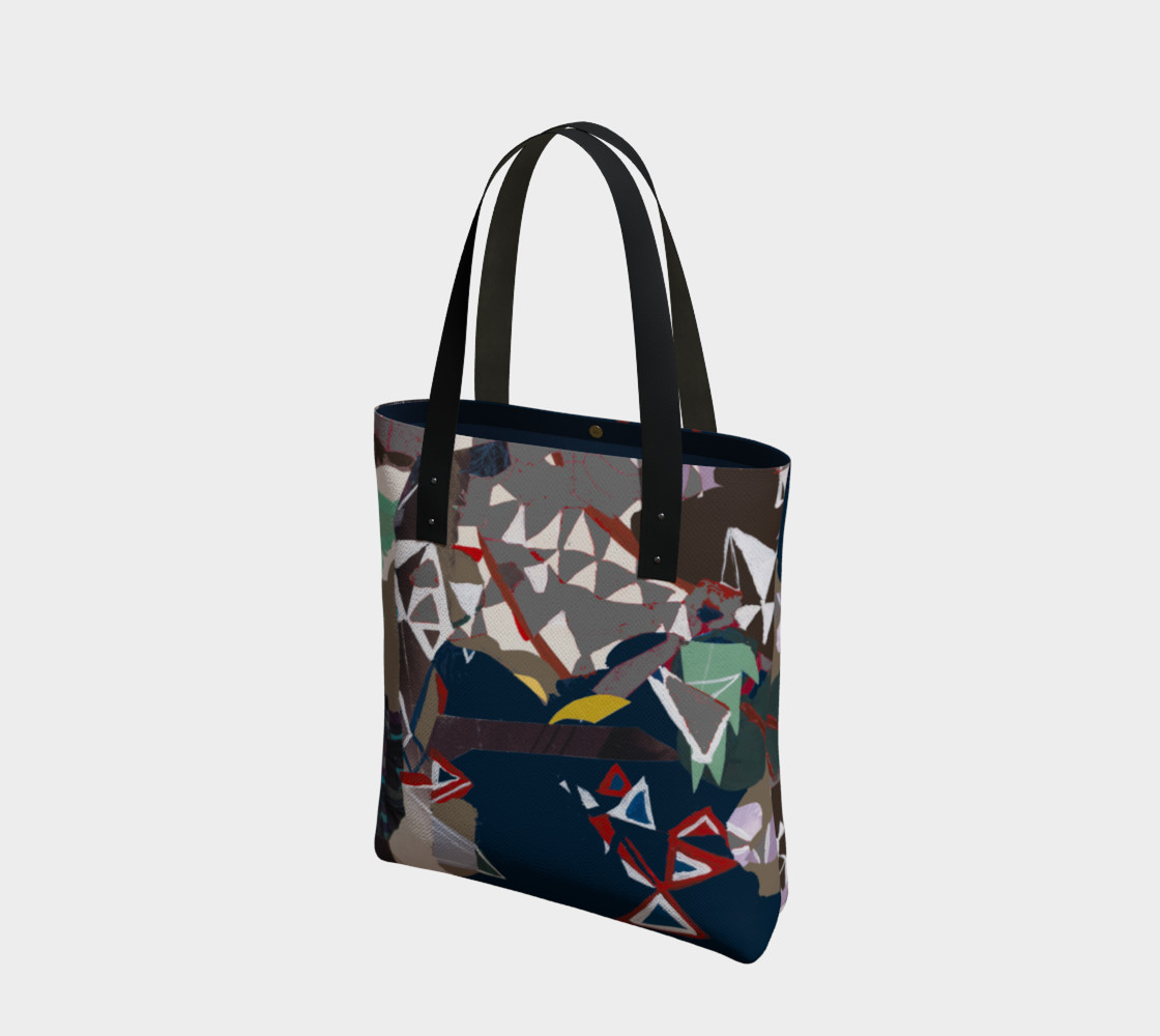 Energy Urban Tote Bag