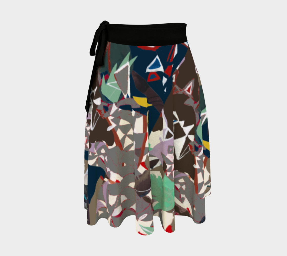Energy Wrap Skirt