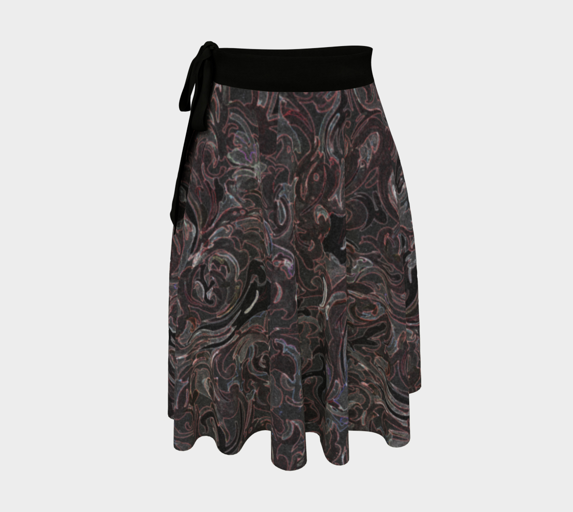 Elemental Wrap Skirt