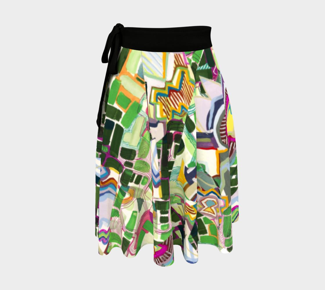 Verve Wrap Skirt