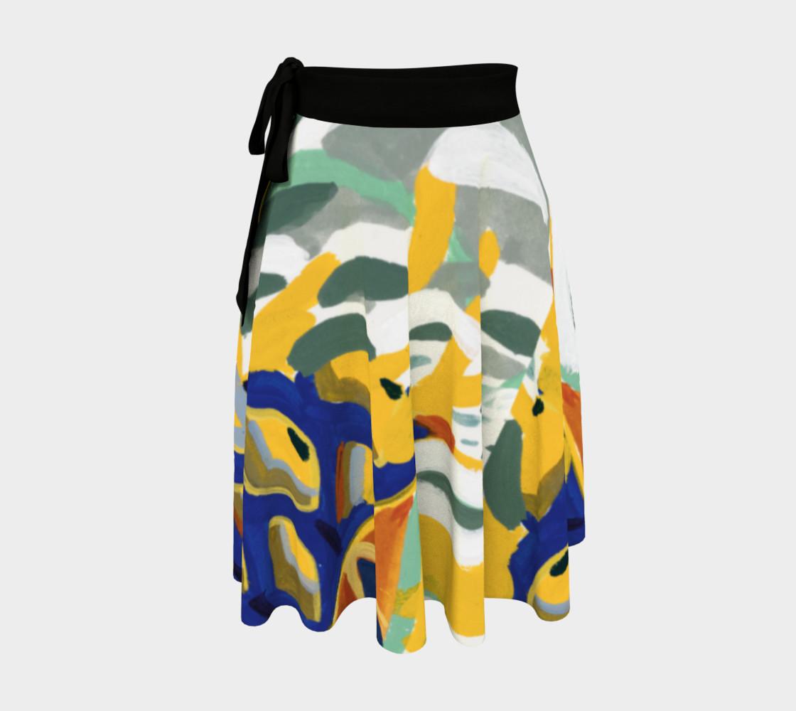Fresh Wrap Skirt
